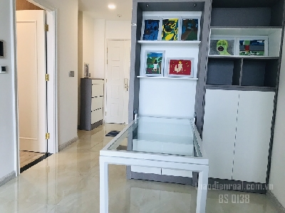 Apartment at 02 Ton Duc Thang street, ward Ben Nghe, district 1.
