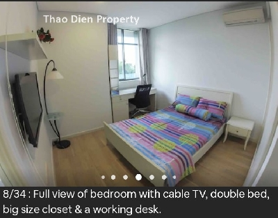 1 bedroom apartment with full furniture