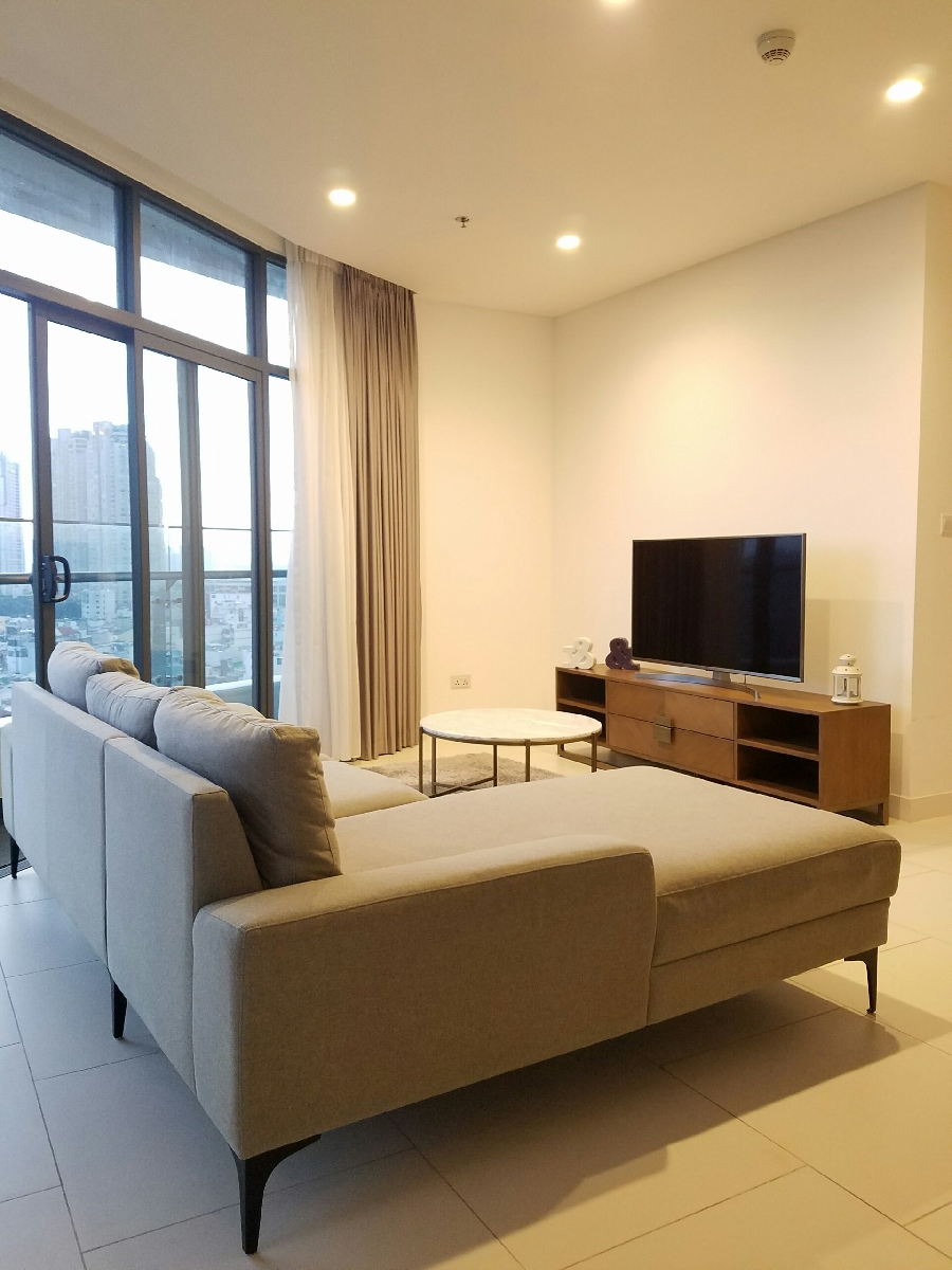 Aparment at 59 Ngo Tat To street, 21 ward, Binh Thanh district, HCM City 