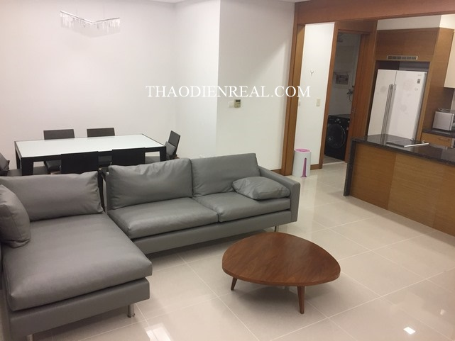 Three bedroom for rent in Xii Rivver Place Apartment